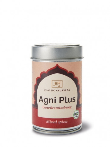 Agni Plus Spice Blend organic 50 g by Classic Ayurveda