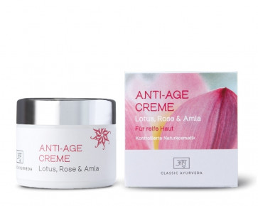 Anti-Age Creme 50 ml by Classic Ayurveda