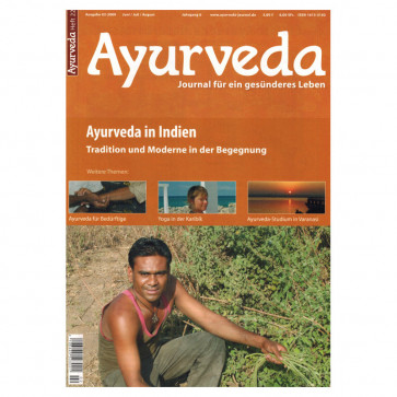 Ayurveda Journal Heft 22 - Ayurveda in Indien