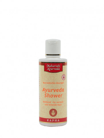 Ayurvedic Shower Gel Kapha, BDIH