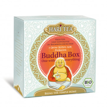 Buddha Tea Box organic 22 g by Hari Tea