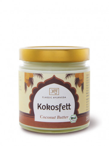 Coconut Butter, organic