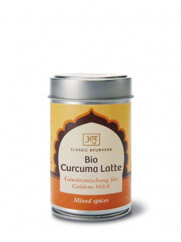 Curcuma Latte Mixed Spices, organic