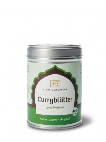 Curry Leaves (whole) organic 20 g by Amla Natur
