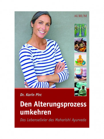 Reverse the aging process by J. Kamphausen Verlag