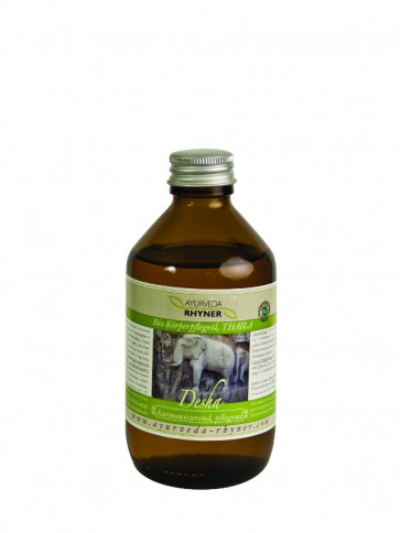 Tridosha Massage Oil 250 ml by Ayurveda Rhyner