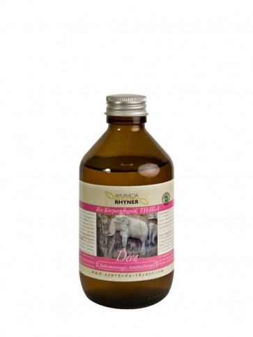 Deva Massage Oil 250 ml by Ayurveda Rhyner