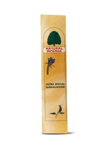 Extra Special Sandalwood Incense Sticks 12 x 10 g by Maharishi Ayurveda