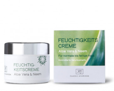 Moisturizing Creme 50 ml by Classic Ayurveda