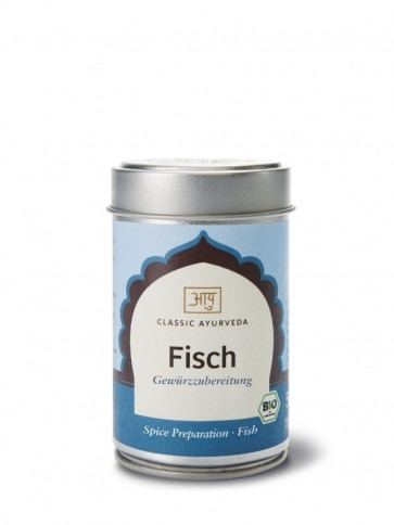 Fish Spice Blend organic 50 g by Classic Ayurveda