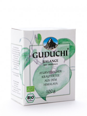 Guduchi-Balance Tea with Triphala (loose) organic 100 g