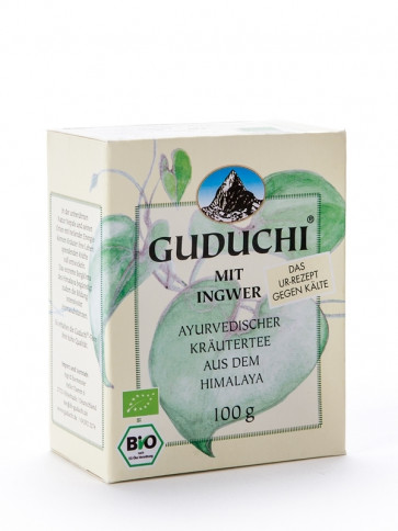 Guduchi Tea with Ginger (loose) organic 100 g