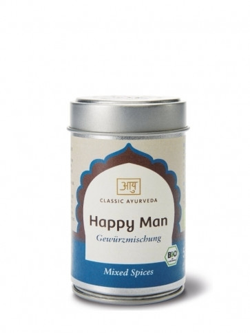 Happy Man Spice Blend organic 50 g by Classic Ayurveda