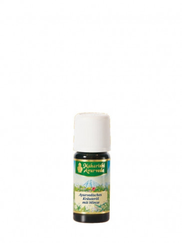 Herbal Oil with Mint 10 ml by Maharishi Ayurveda