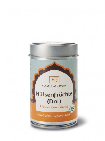 Dal Spice Blend organic 50 g by Classic Ayurveda