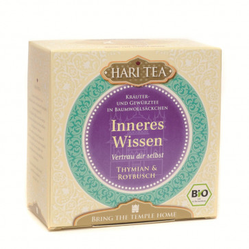 Inner Connection Tea organic 10 tea bags à 2 g (20 g) by Hari Tea