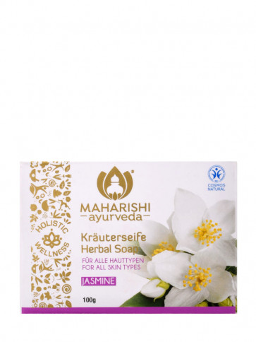 Jasmine Herbal soap 100 g by Maharishi Ayurveda