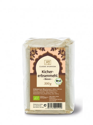Chickpea Flour organic 500 g by Classic Ayurveda