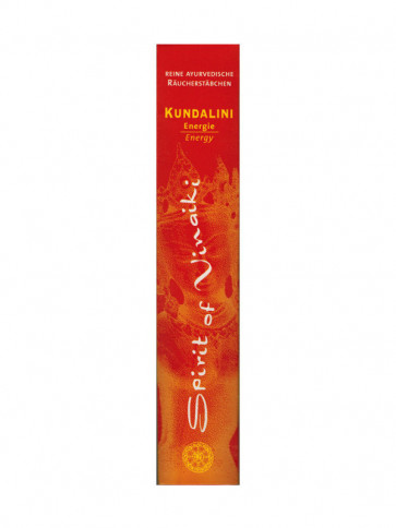 Kundalini Incense Sticks 10 Pieces by Spirit of Vinaiki