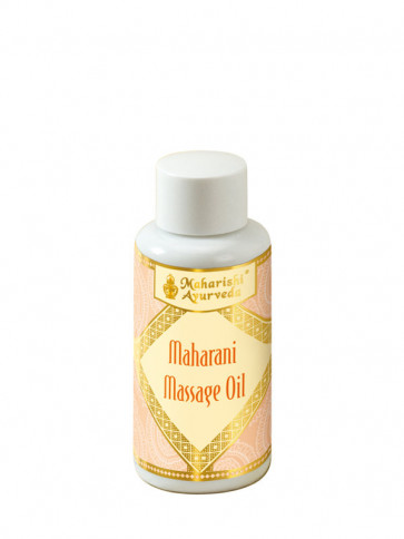 Maharani Massage Oil for women 100 ml by Maharishi Ayurveda
