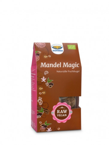 Almond Magic organic 120 g by Govinda