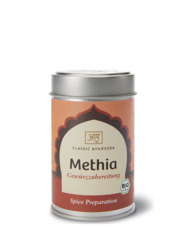 Methia Spice Blend organic 70 g by Classic Ayurveda
