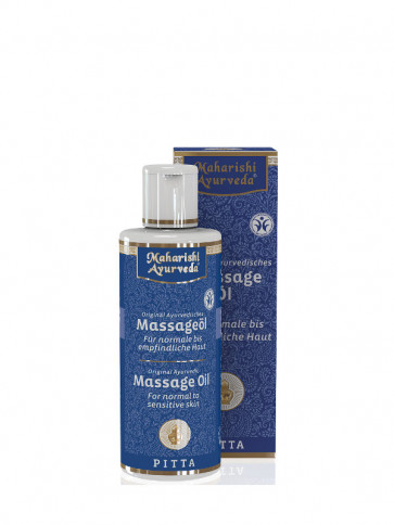 Pitta Massage Oil 150 ml by Maharishi Ayurveda