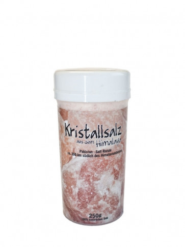 Crystal Salt (ground, dredger) 250 g by Cosmocolor