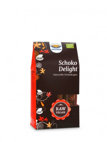 Chocolate-Delight organic 120 g von Govinda