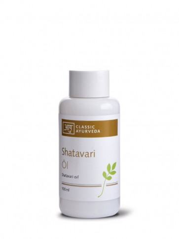 Shatavari Massage Oil 100 ml by Classic Ayurveda