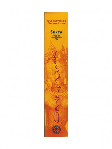 Surya Incense Sticks 10 Pieces by Spirit of Vinaiki