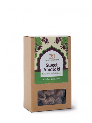 Sweet Amalaki candied fruits 200 g by Classic Ayurveda