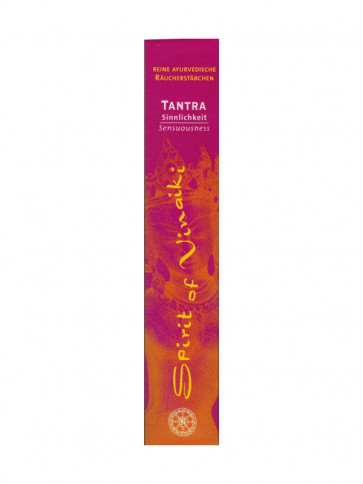 Tantra Incense Sticks 10 Pieces by Spirit of Vinaiki