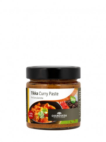Tikka Curry Paste von 175 g von Cosmoveda