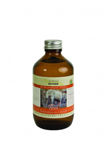 Twak Massage Oil 250 ml by Ayurveda Rhyner