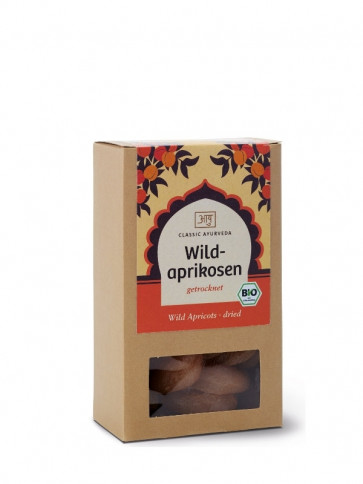 Wild Apricots organic 200 g by Classic Ayurveda