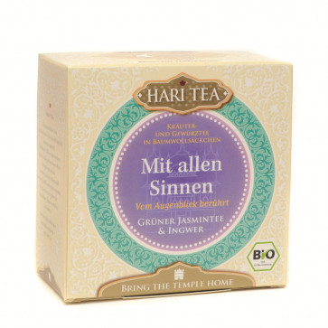 Within & Without Tea organic 10 tea bags à 2 g (20 g) by Hari Tea