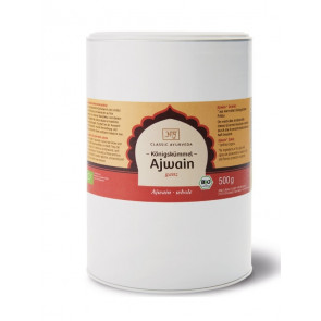 Ajowan (whole) organic 500 g by Classic Ayurveda