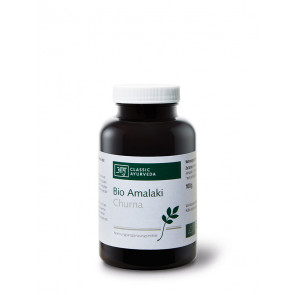Amalaki Churna (powder) organic 100 g by Classic Ayurveda