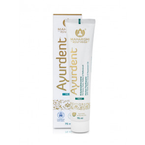 Ayurdent Herbal-Toothpaste (mild) 75 ml by Maharishi Ayurveda