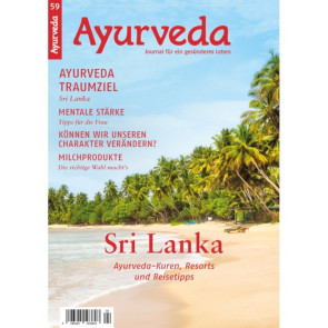 Ayurveda Journal 59 - Ayurveda Traumziel Sri Lanka