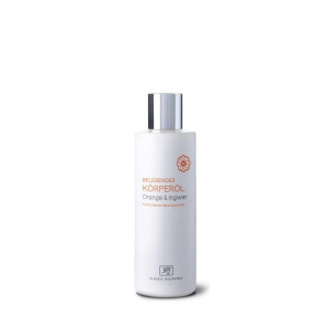 Invigorating Body Oil, BDIH