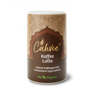 Cahvee® Coffee Latte, organic