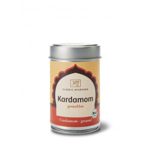 Cardamom (ground) organic 50 g by Classic Ayurveda