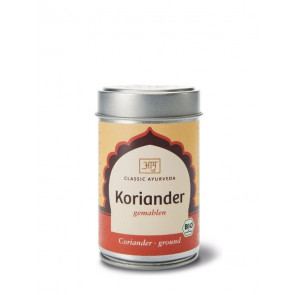 Coriander (ground) organic 40 g by Classic Ayurveda