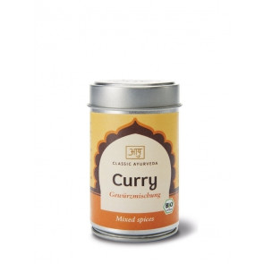 Curry Indian Spice Blend organic 40 g by Classic Ayurveda