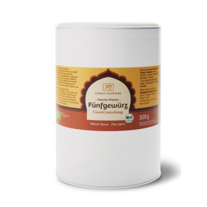Five-Spice Blend organic 500 g by Classic Ayurveda