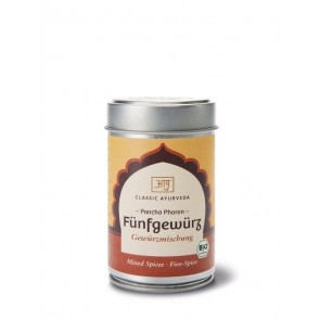 Five-Spice Blend organic 50 g by Classic Ayurveda