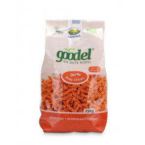 Goodel Red Lentil Noodles, organic