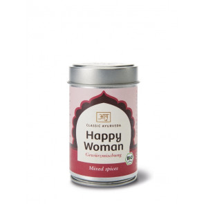Happy Woman Spice Blend organic 50 g by Classic Ayurveda